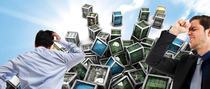 Consequências dolorosas nas empresas pela falta de Backup de Dados