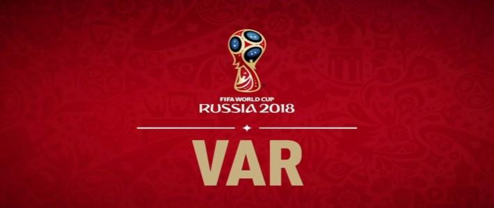 VAR – A estrela da Copa 2018!